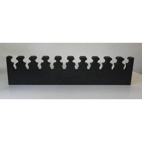 munitionsschrank gewehr halterung im schrank pulverdampf. Black Bedroom Furniture Sets. Home Design Ideas