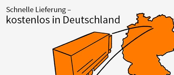 MüllerSafe - kostenlose Deutschlandweit Lieferungen