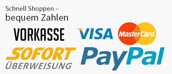 MüllerSafe - bequeme Zahlungsmethoden